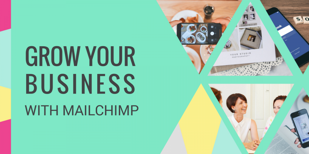 Grow Your Business With MailChimp – 16th, 23rd and 30th November