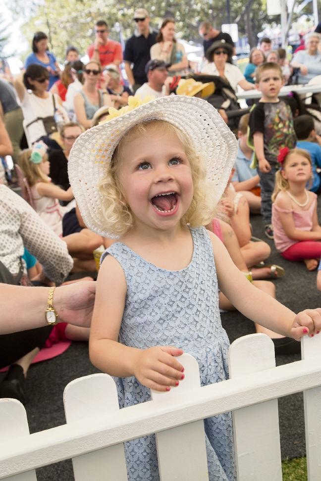 Mandurah Children's Festival a day for all ages