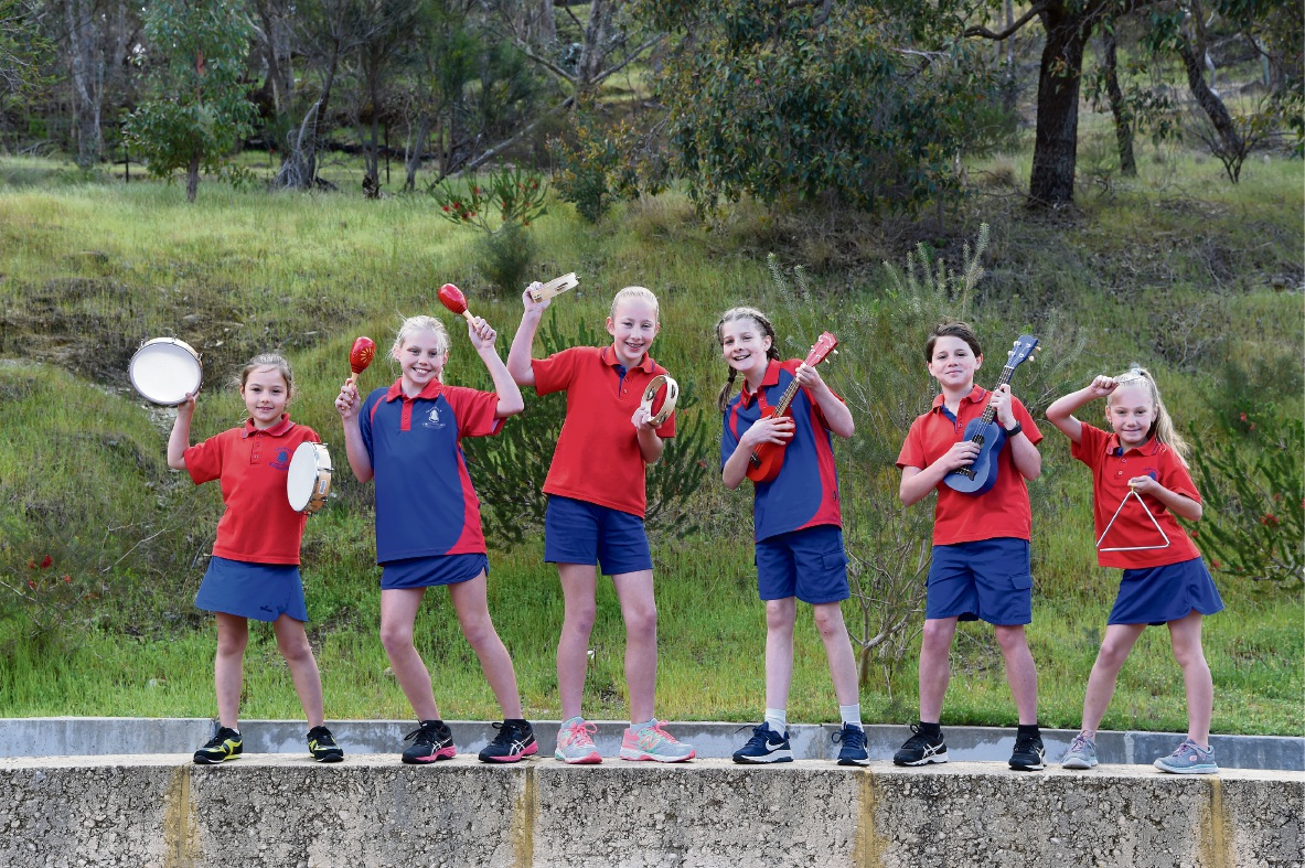 Armadale PS ready to be heard in Music: Count Us In