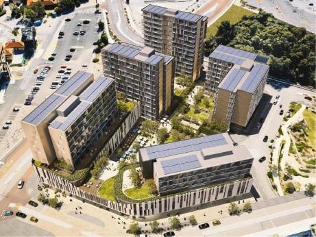 Developer Fini Group dreams Murdoch Health and Knowledge Precinct to rival Perth as thriving hub