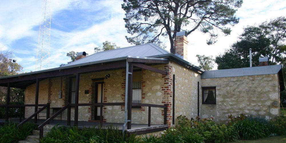Smirk's Cottage, Kwinana.