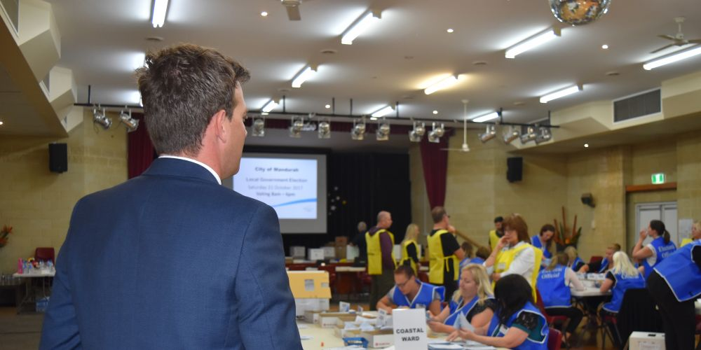 Five minutes with Mandurah's new Mayor – Rhys Williams