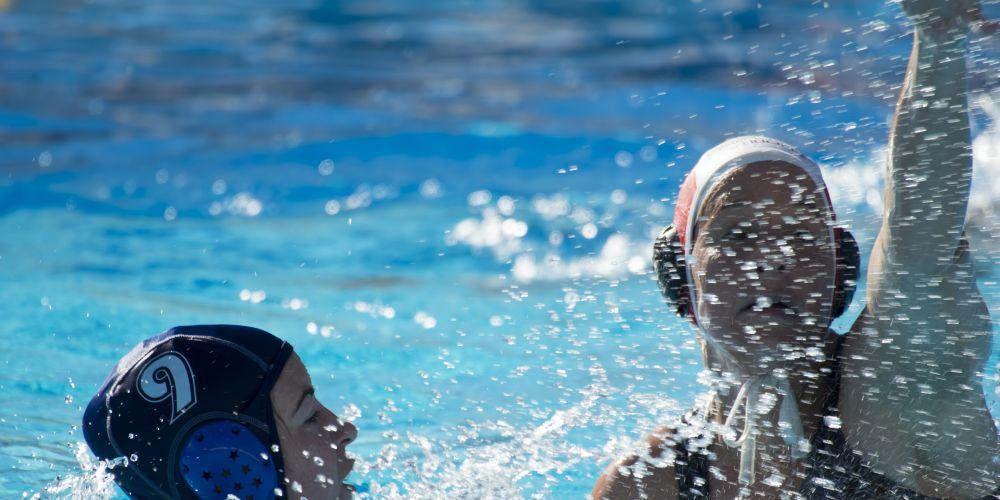 Zoe Arancini (in the blue cap).