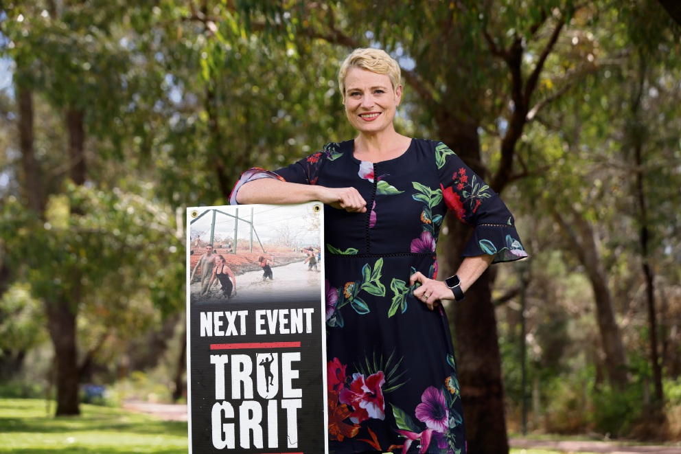 Merriwa resident Kitty Morton will take part in this weekend's True Grit event. Picture: Martin Kennealey d475289