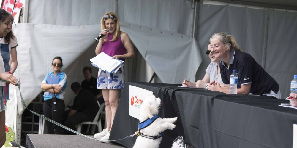 Pet owners can register their dogs at the City of Wanneroo's annual Dogs Breakfast event on October 21.