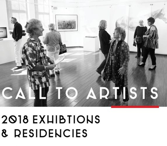 Call to artists: Exhibitions and residencies for 2018 at Mundaring Arts Centre