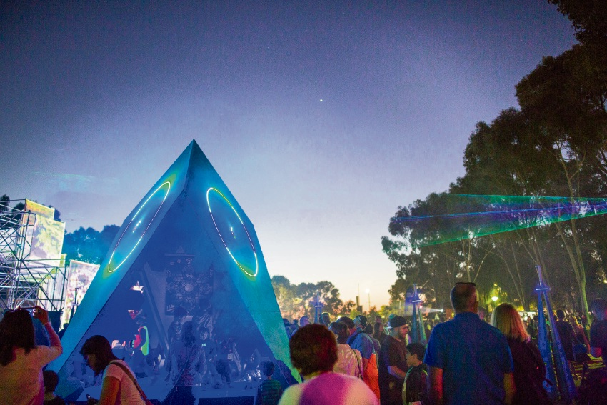 Kaleidoscope Festival wins at the Parks and Leisure Australia Awards