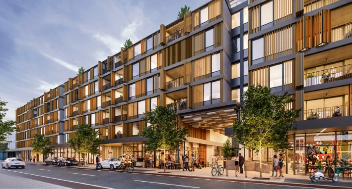 Liv Apartments redefining city living in Fremantle's east end