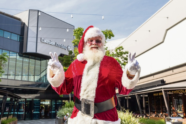 Beloved Santa Ken is being mourned across the northern suburbs.