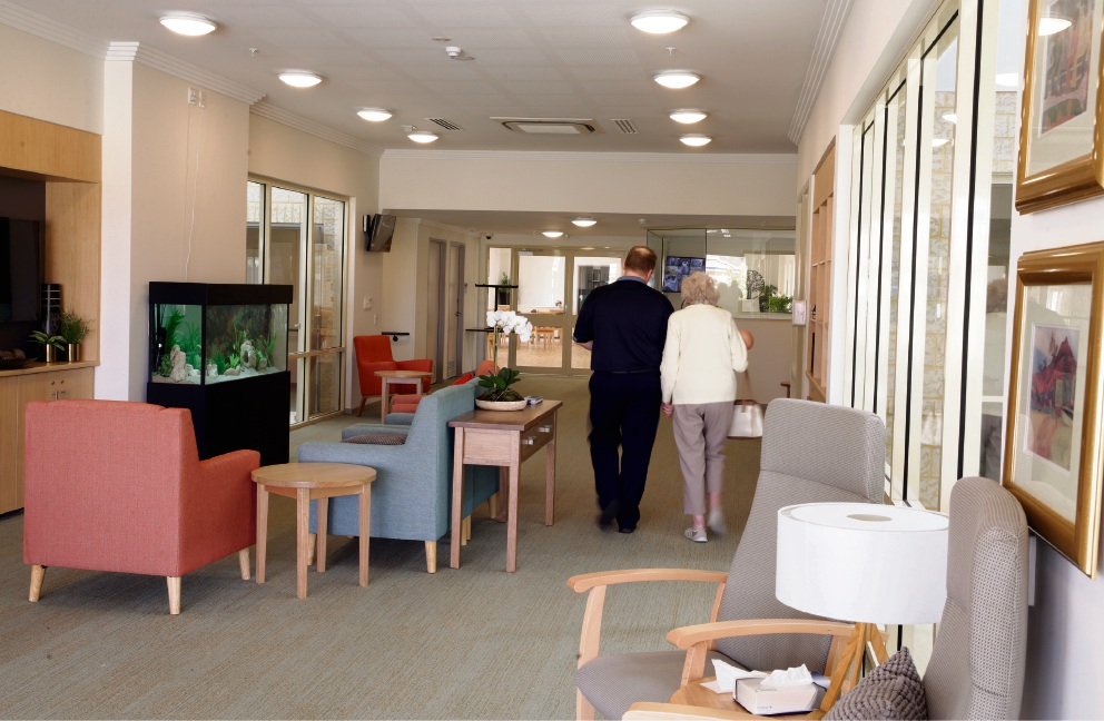 First residents move into RAAFA dementia wing in Merriwa