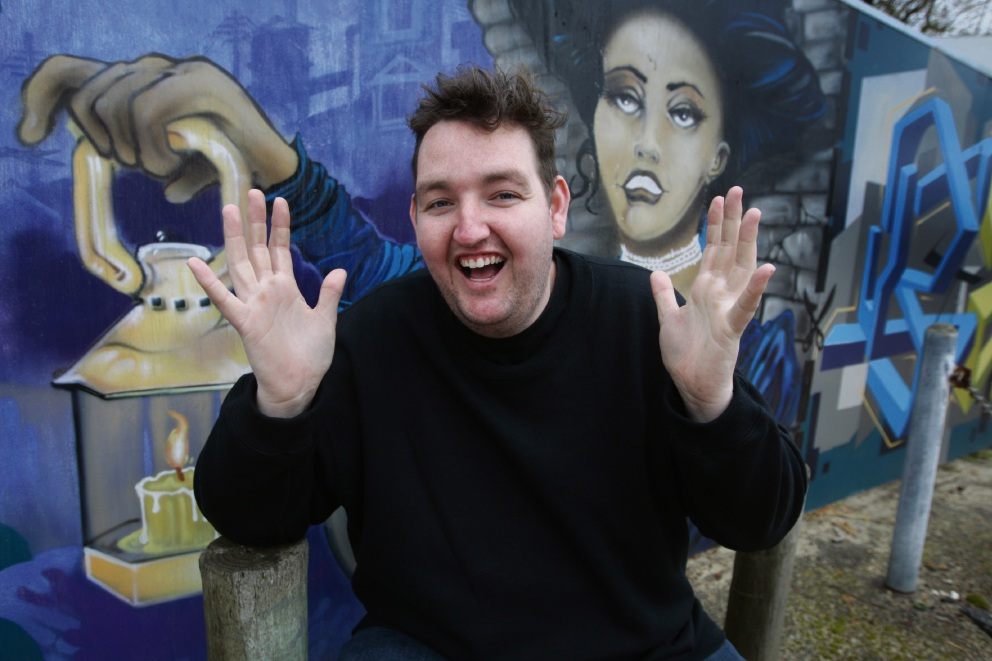 #SnapPerth: pride in Midland you won't find elsewhere, says comedian McLaren