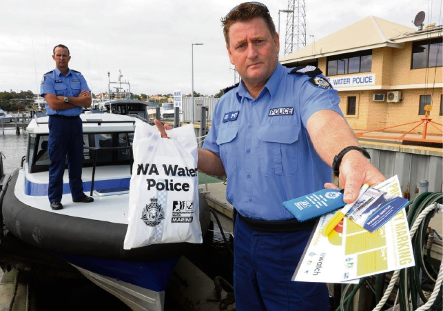 Water Police issue safety message ahead of summer