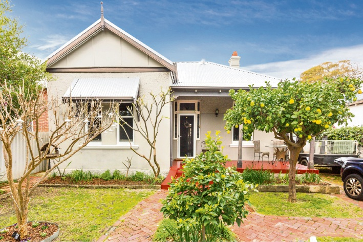 North Perth tops REIWA's list for sales