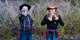 Thomas Hunt and Imogen Plant.