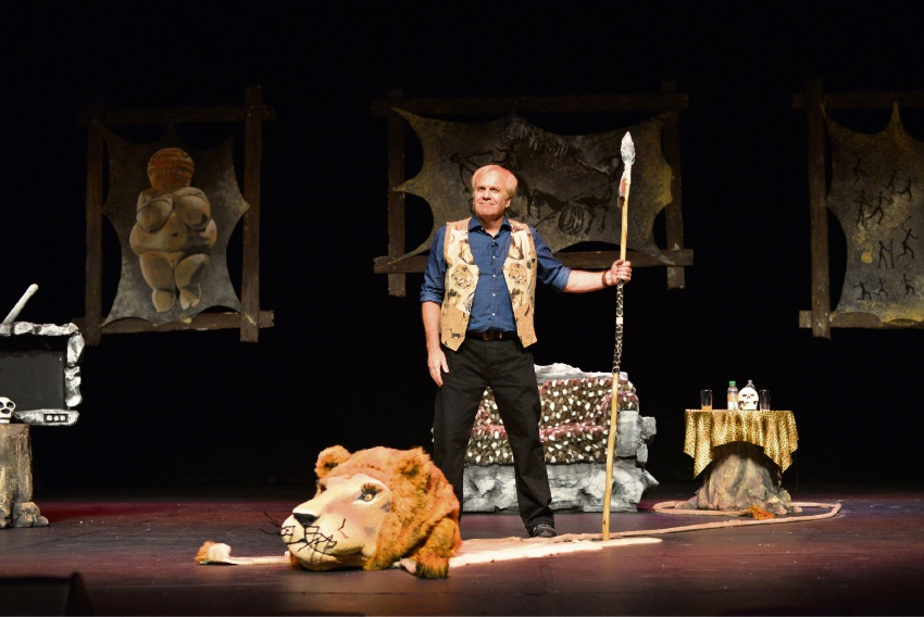 Defending the Caveman will come to Perth for one show only on November 17.