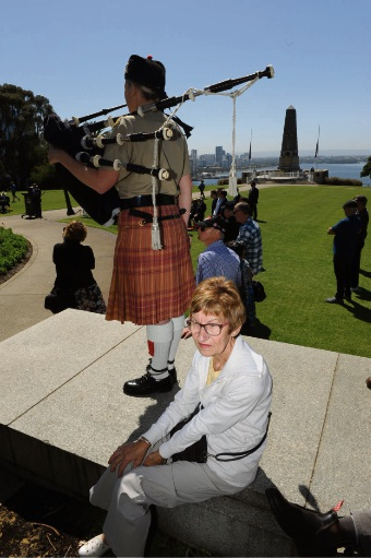 Realities of Battle of Beersheba brought home at Kings Park centenary service