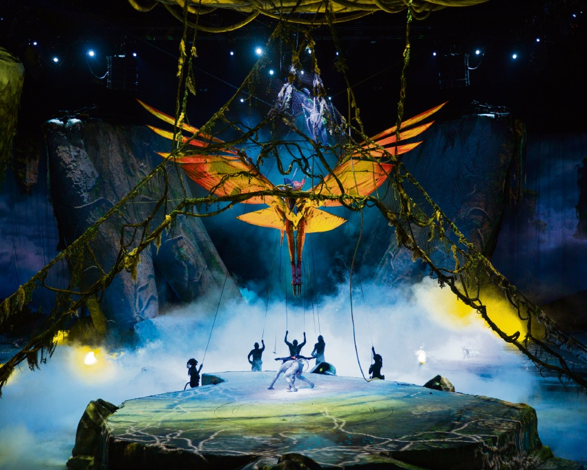 Scenes from Toruk - The First Flight