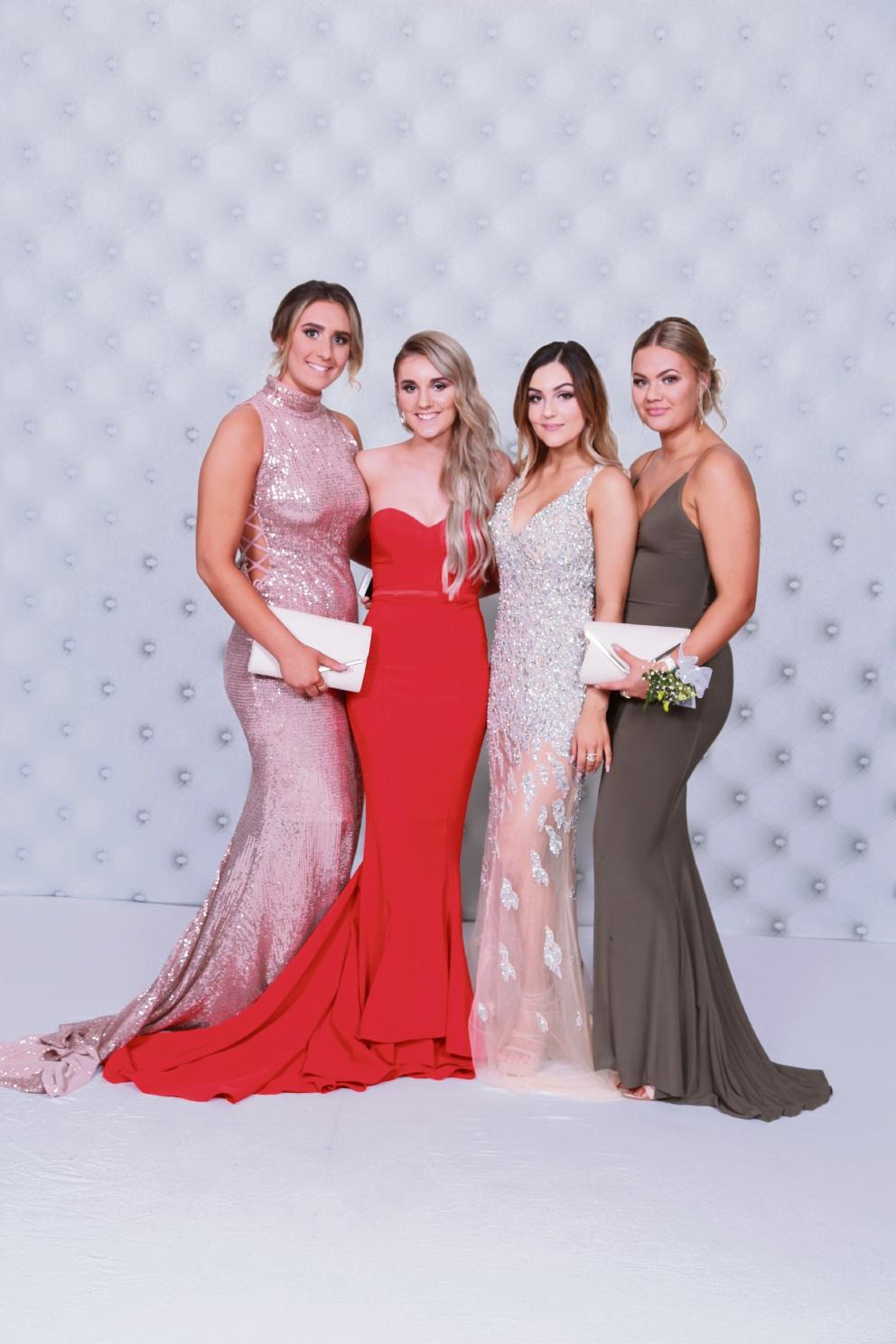 Jessica Mirchef, Charlotte Hastle, Brittany Falcone, Zoe Rossouw. Picture: 3p Photography