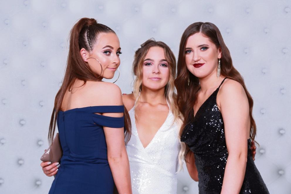 Lili Osbaldiston, Asha Osbaldiston, Shania Mitchell. Picture: 3p Photography