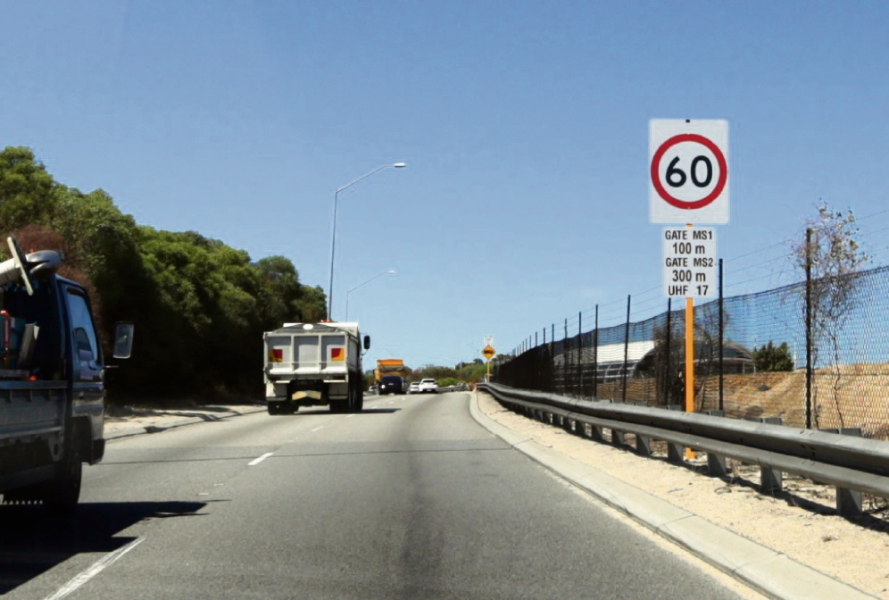 Access to Morley Dve from Tonkin Hwy to be close for North Link WA works this weekend