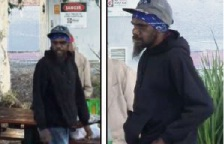 The man wanted in relation to a Wellington St attack.