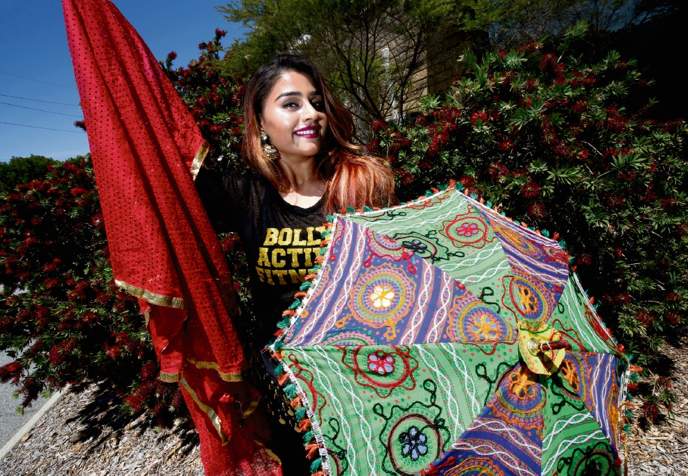 WA Business Woman of the Year Maitri Patel of Bolly Active, Belmont. Picture: Matt Jelonek www.communitypix.com.au d475732
