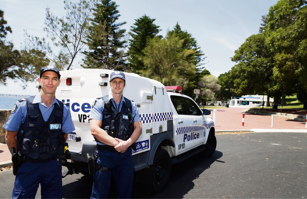 City of Melville: police target car break-ins at popular water hot spots