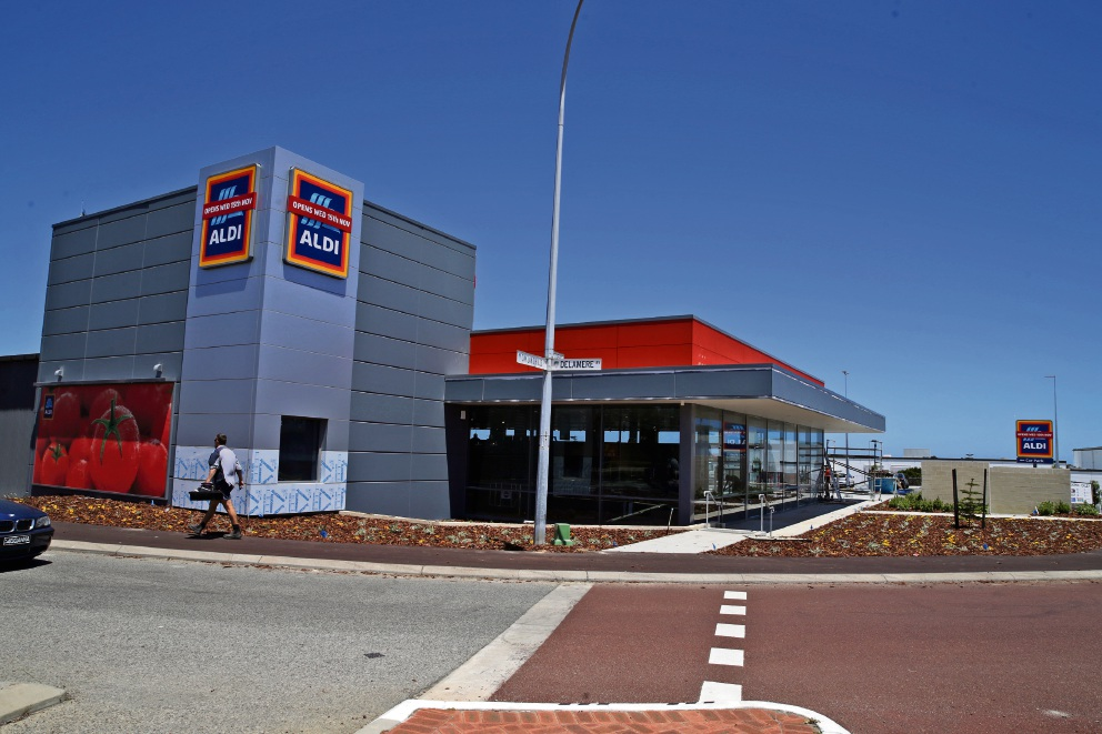 Currambine Aldi to open November 15