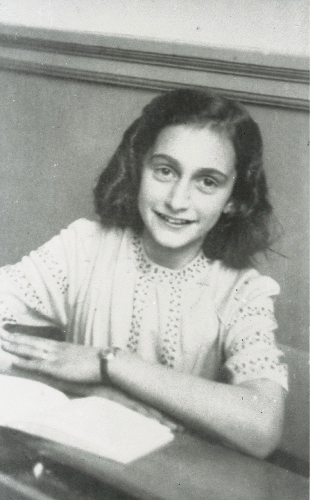 The Wanneroo Library and Cultural centre will host a travelling exhibition about Anne Frank. Picture: collection of the Anne Frank Stichting (Amsterdam)