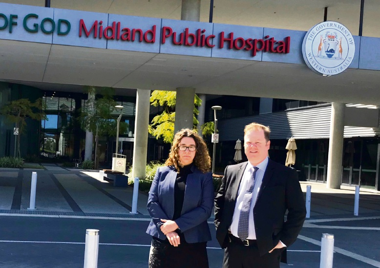 Hills pollies call on Federal Govt to issue full MRI licence