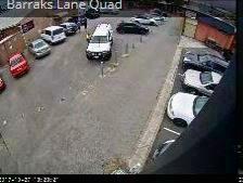 Mandurah detectives looking for carpark hit and run driver who left false details