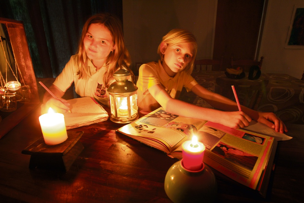 Hills power outage 'trials' sparks outrage