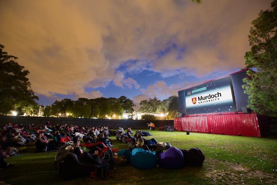 A new season of outdoor cinema will begin Thursday at Murdoch University.