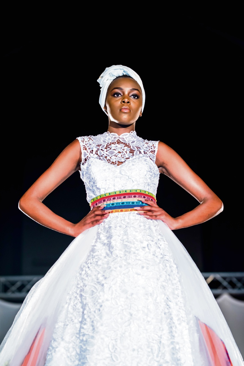 One of the designs on show at the Face of Africa Australia.
