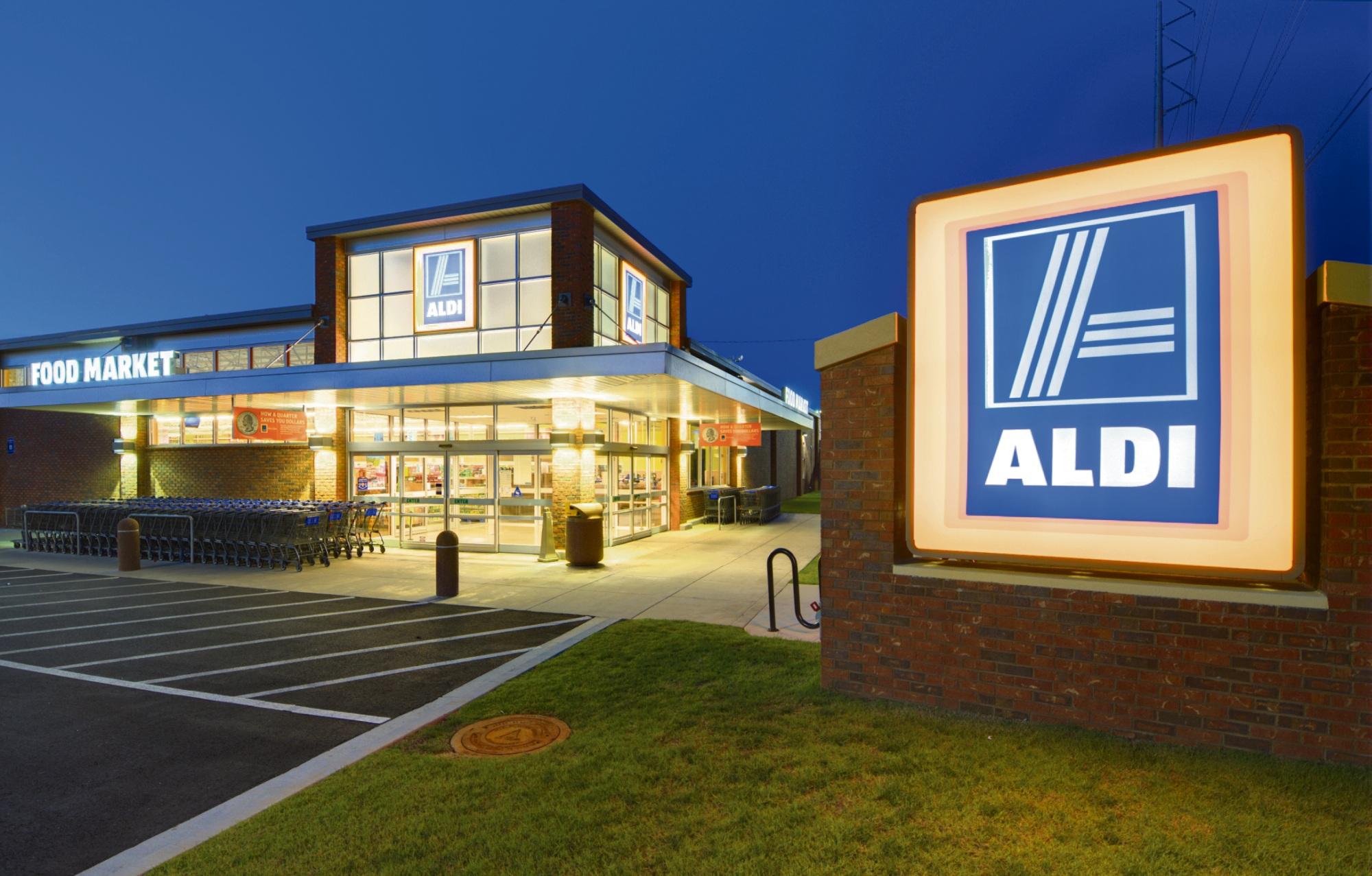 Four more Aldi stores to stock liquor