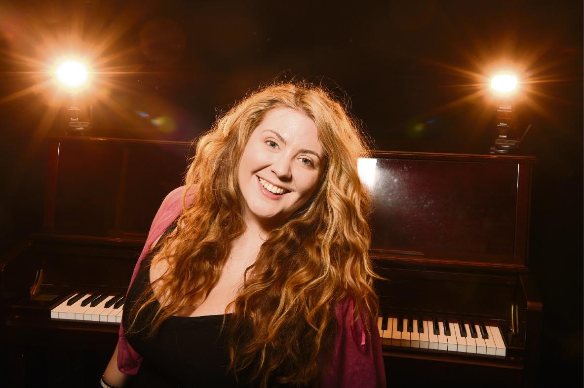Kelmscott musician Katherine John. Picture: Jon Hewson.