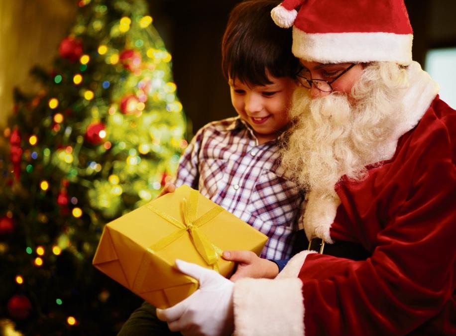 Sensitive Santa to visit Midland Gate