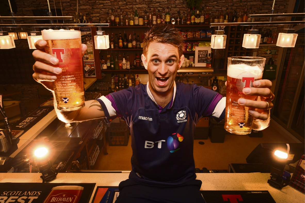 Mandurah pub giving out free beer to celebrate highest sales of Tennent's Scottish lager