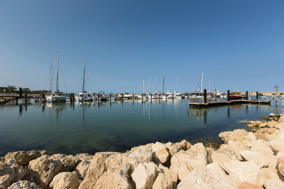 Two Rocks Marina. Picture: Will Russell d474049