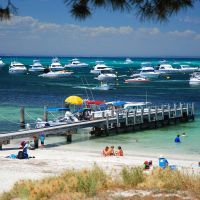 Rottnest Island. Picture: Auscape/UIG via Getty Images
