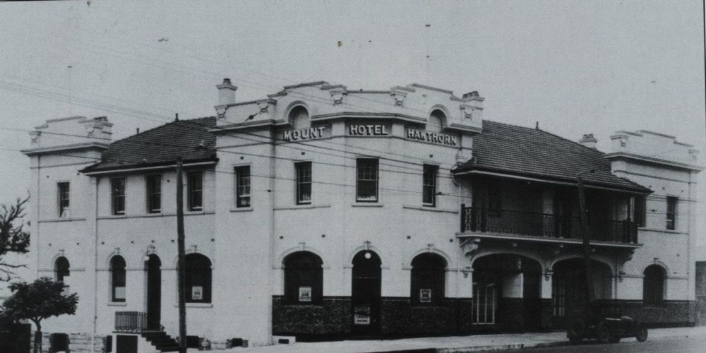 The Paddington Ale House circa 1930s.