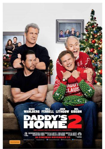 Win tickets to Daddy's Home 2