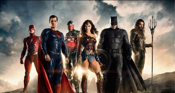 Justice League review: DC's brooding mash up of superheroes also fun, energetic and entertaining