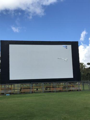 Putting a spin on 'slasher' film: Telethon Community Cinemas to go ahead despite vandalism
