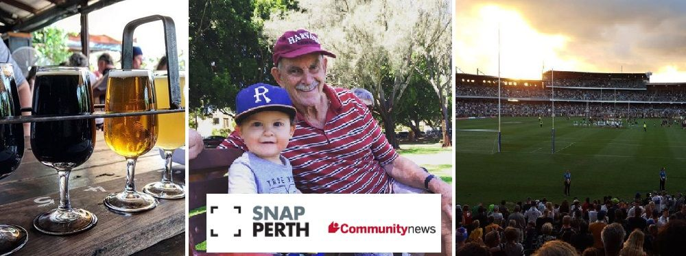 Perth gears up for #SnapPerth event on Wednesday