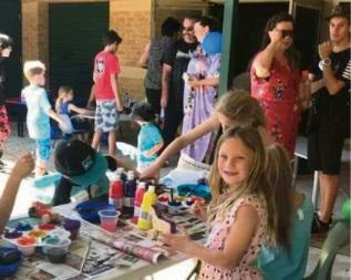 Mandurah mum makes sure all kids get a birthday party invite