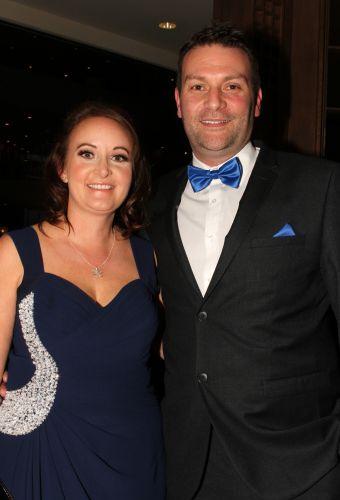 Dani Sheridan and Andrew Bagnara