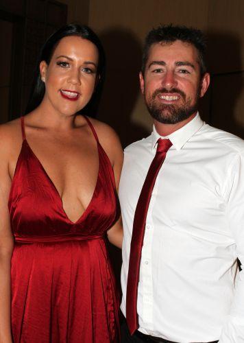 Krystal and Taz Clements
