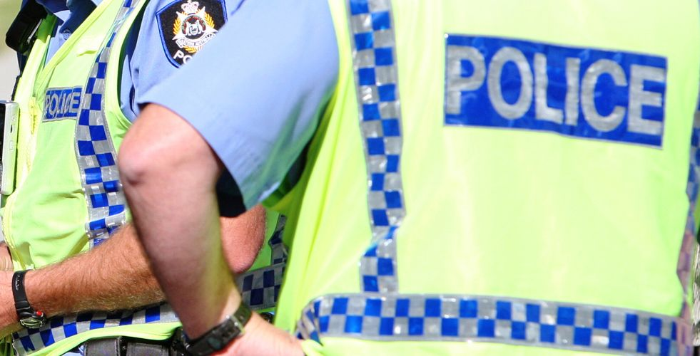 Man charged after an alleged home invasion in Cooloongup, where he threatened occupants with an axe