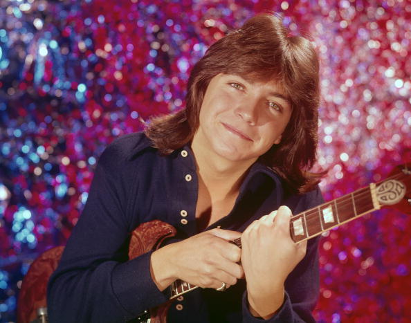 David Cassidy. Photo: Getty